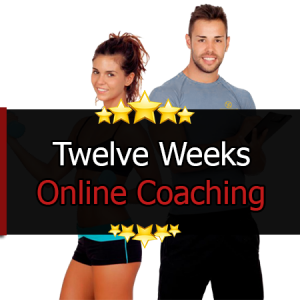 12 Weeks Online Coaching (Nutrition & Training)