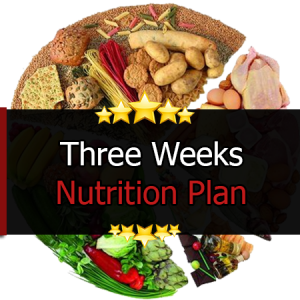 3 Weeks Nutrition Plan