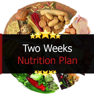2 Weeks Nutrition Plan